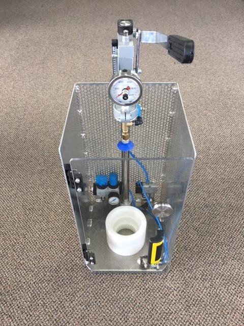Bottle Testing Station - Change Parts