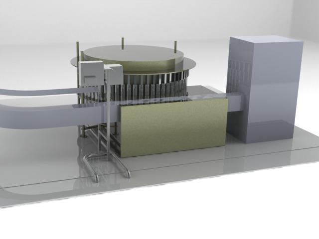 CAD Design Concepts for Equipment guards (3) - Change Parts